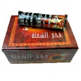 Schachtel mit 10 Rollen à 10 Kohle Instant Lite