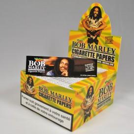 50 paquets Bob Marley Slim KS (1 boite)