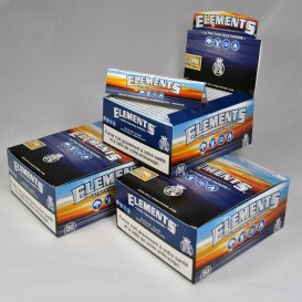 150 Slim Elements packs (3 boxes)