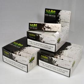 150 paquets feuilles JASS Slim KS (3 boites)