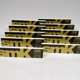 10 pacotes deixa fumar SMK Slim