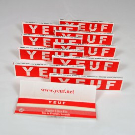 10 confezioni di foglia roll YEUF Slim