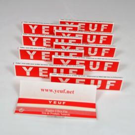 10 pakken van bladrol YEUF Slim