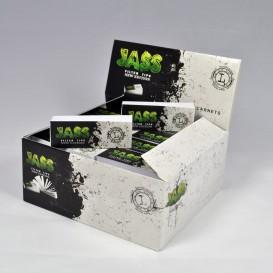 filtro de 50 paquetes de cartón JASS consejos