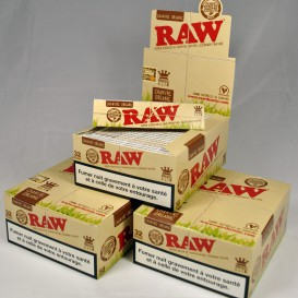 150 embalagens Raw Organic Slim