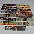 15 paquetes de Bob Marley Slim