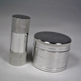 MagnoMix Polinator Grinder and Pollen Press