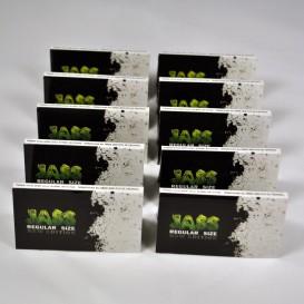 10 pacchetti di rotolare JASS foglio di carta normale
