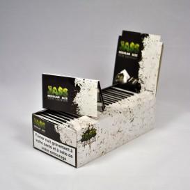 25 folie pakketjes naar JASS Regular papierrol