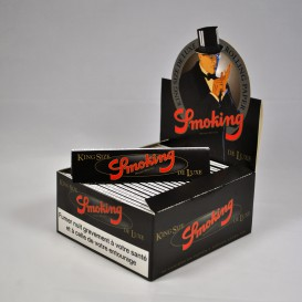 50 paquets Smoking Deluxe Slim