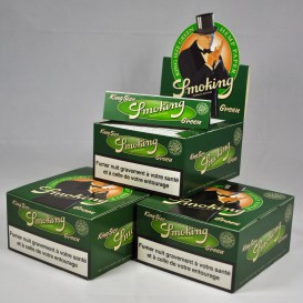 150 packages of leaf rolling green Tuxedo (3 boxes)