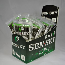 30 x bag filters foams Sensky 8 mm