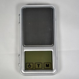 Pocket scale 0.1 / 500g touch
