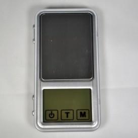 Pocket schaal 0,1 / 500g touch