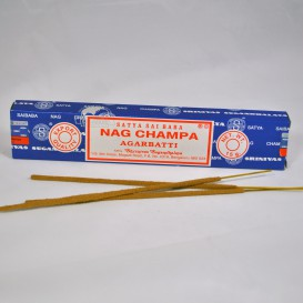 Incense NAG CHAMPA 15 g in rods