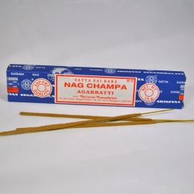 NAG CHAMPA 15 g en varillas de incienso