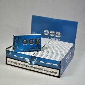 50 πακέτα αφήνει OCB X-PERT τακτική (μμ)