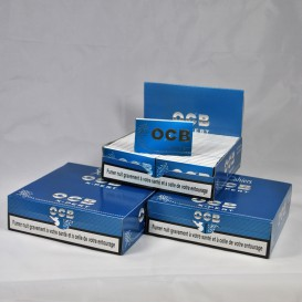 150 paquets feuilles à rouler OCB X-pert régular (3boites) 2