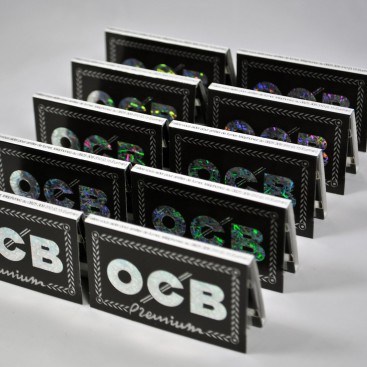 ... > Rolling Papers > Paper large format > 50 OCB Crystal Slim packages