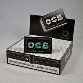 50 paquets feuilles OCB Premium Regular (courte)