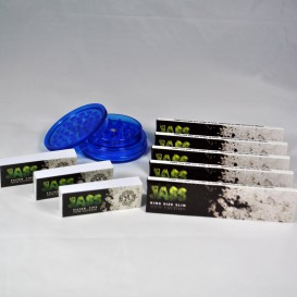 Level 1 (acrylic) smoker's Kit