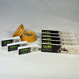 The level 1 (wood) smoker Kit