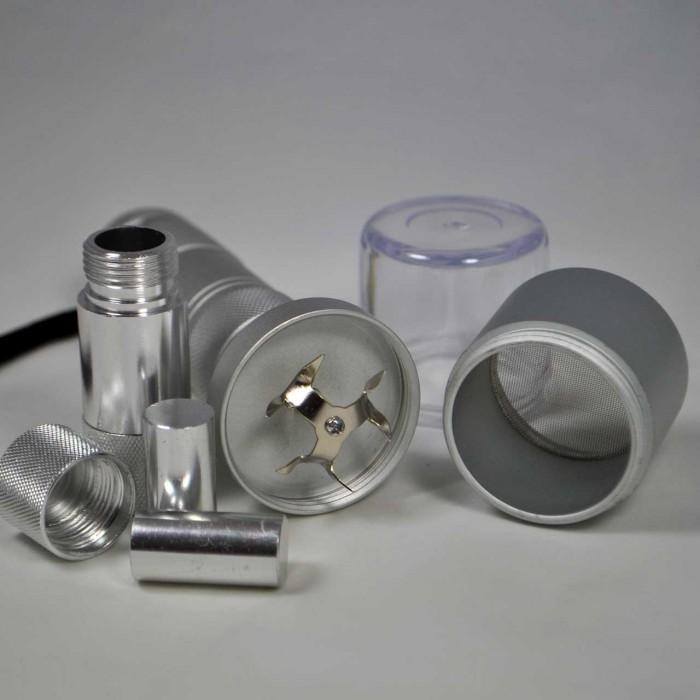 pack grinder electrique polinator avec presse a pollen. Black Bedroom Furniture Sets. Home Design Ideas