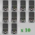 10 x escala de bolso 0,01 / 200g SPi desconto