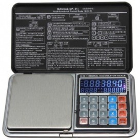 Balance de poche Calculatrice 0.1 a 500g