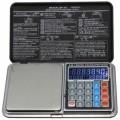 Calculadora de equilibrio 0.1 / 500g