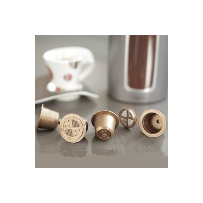 nespresso kapseln wiederverwendbar