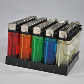 50 Disposable Lighters Prof