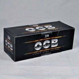 Box of 250 Tubes OCB