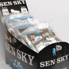 34 x bolsa de filtro de espuma Sensky 6 mm