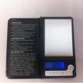 Κλίμακα τσέπης 0,01 / 100g Diamond A02