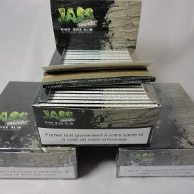 150 Jass Brown Slim Packs (3 Boxen)
