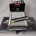 150 paquetes Sensky Slim (3 cajas)
