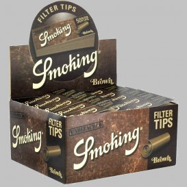 50 Smoking Brown-Filter-Packungen