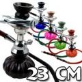 Calabaza Hookah Shisha 23cm + abrazadera