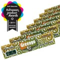 10 Greengo Slim Unbleached Packs
