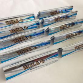 10 Pakete Blätter Rizla Micron Slim