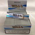 50 pacchetti lascia Rizla Slim Micron