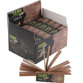 50 pacotes Jass Tips Brown filters