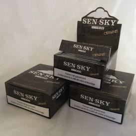 150 pacchetti lascia Sensky marrone Slim (3 scatole)