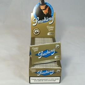 25 pacchetti smoking oro regolari