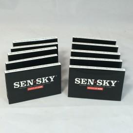 10 pacotes regulares de Sensky