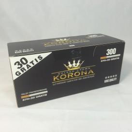 Caja de 300 tubos Korona