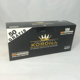 550 tubi Korona