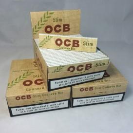 150 confezioni di canapa bio Slim OCB