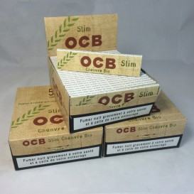 Grossiste OCB Slim Chanvre Bio
